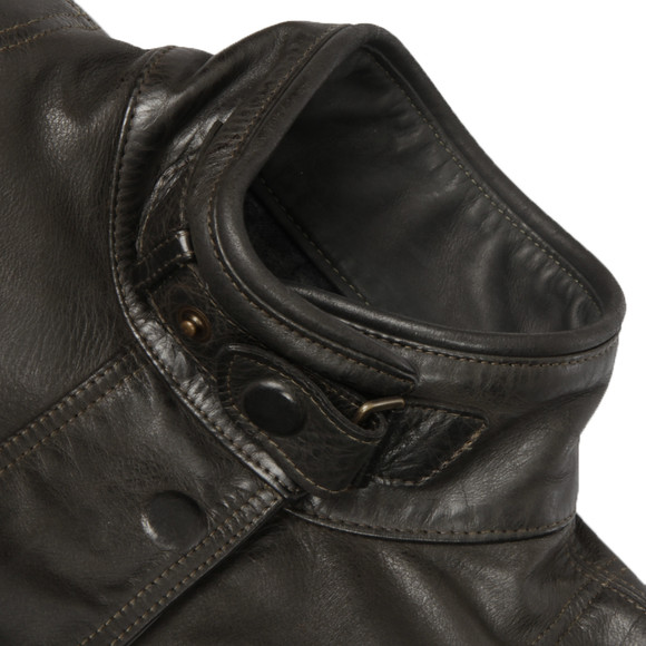 Matchless Womens Black Notting Hill Leather Jacket main image