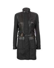 Matchless Womens Grey Brooklands Coat