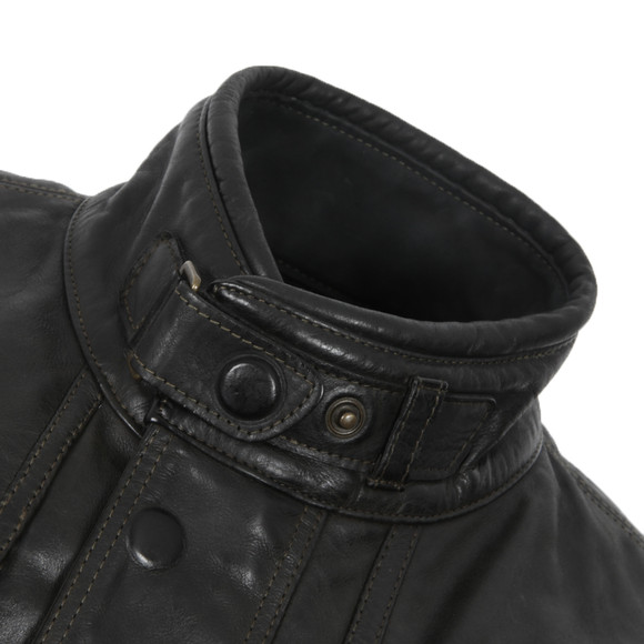 Matchless Mens Black Kensington Leather Blouson  main image