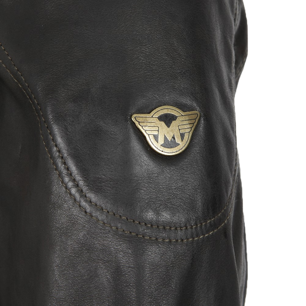 Kensington Leather Blouson  main image