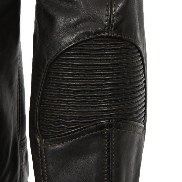 Matchless Mens Black Kensington Leather Blouson  main image