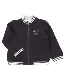 Armani Junior  Boys Blue ZDB03 Full Zip Sweat Jacket