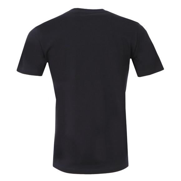 Carhartt Mens Black Carhartt College Script T-Shirt  main image