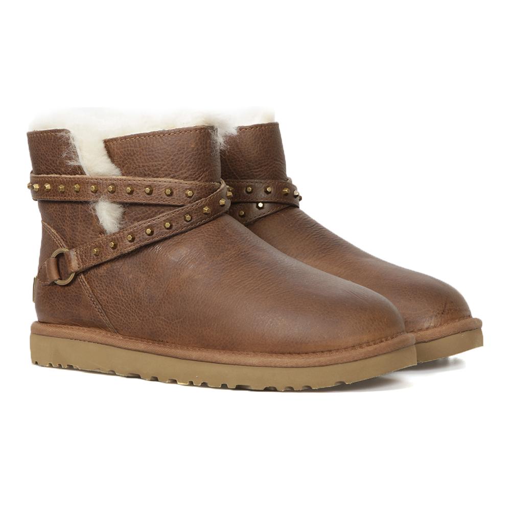 0118baaedbb Womens Brown Emerson Boot