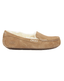 Ugg Womens Brown Ansley Slipper