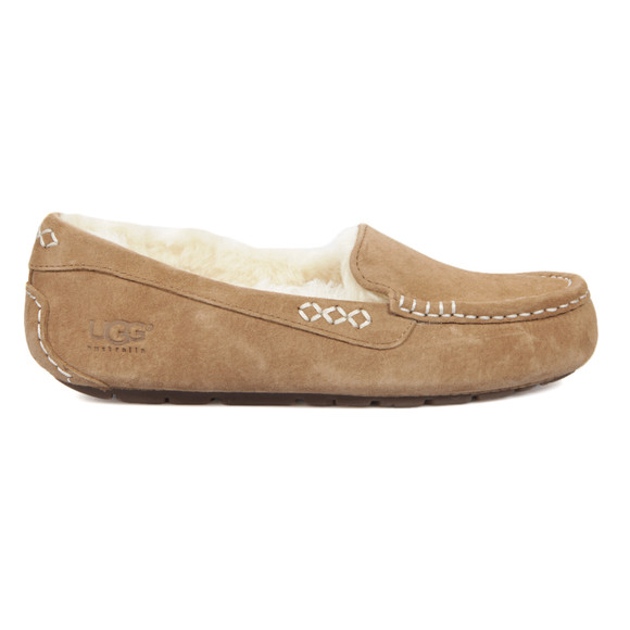 Ugg Womens Brown Ansley Slipper main image