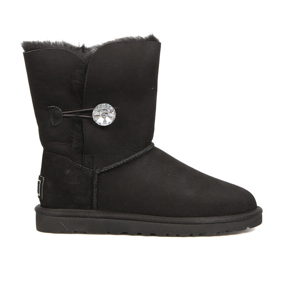 Ugg Womens Black Bailey Bling Boot