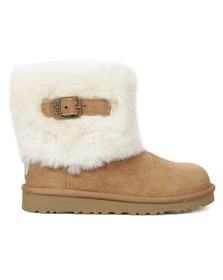 Ugg Girls Brown Ugg Ellee Boot