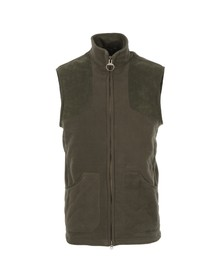Barbour Sporting  Mens Green Dunmoor Gilet