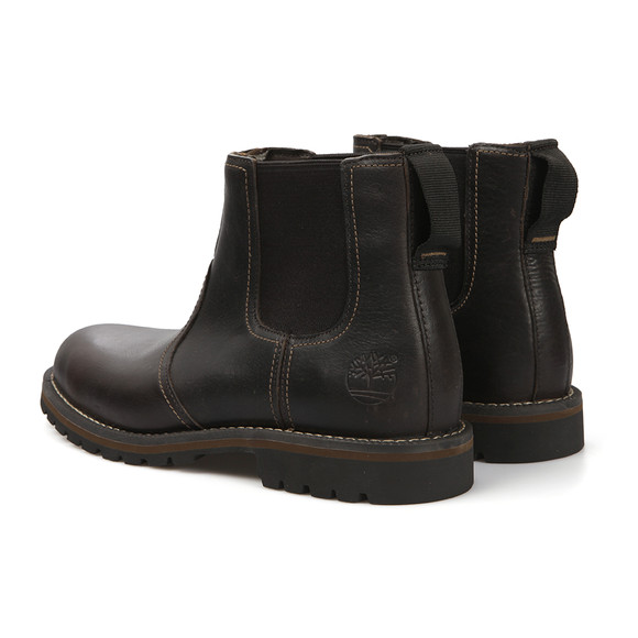 Timberland Menns Earthkeepers Larchmont Chelsea Boots Mørk Brun 4JiV0N