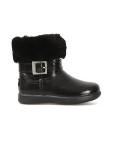 Ugg Girls Black Gemma Boot