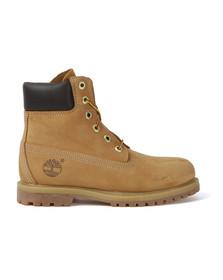 Timberland Womens Beige 6 Inch Premium Boot
