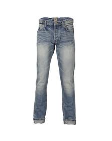 PRPS Mens Blue Fury Jean
