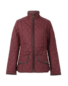 Barbour Lifestyle Womens Red Stallion Quilt