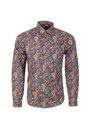 Vintage Paisley Cotton Shirt additional image