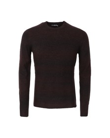 J.Lindeberg Mens Purple Nash Degrade Knit