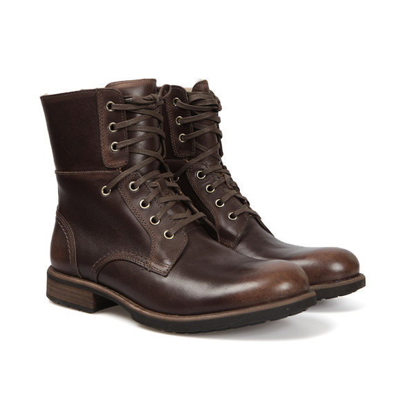 Ugg Mens Brown Larus Boot main image