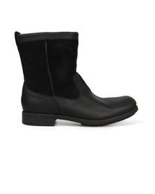 Ugg Mens Black Lerette Boot