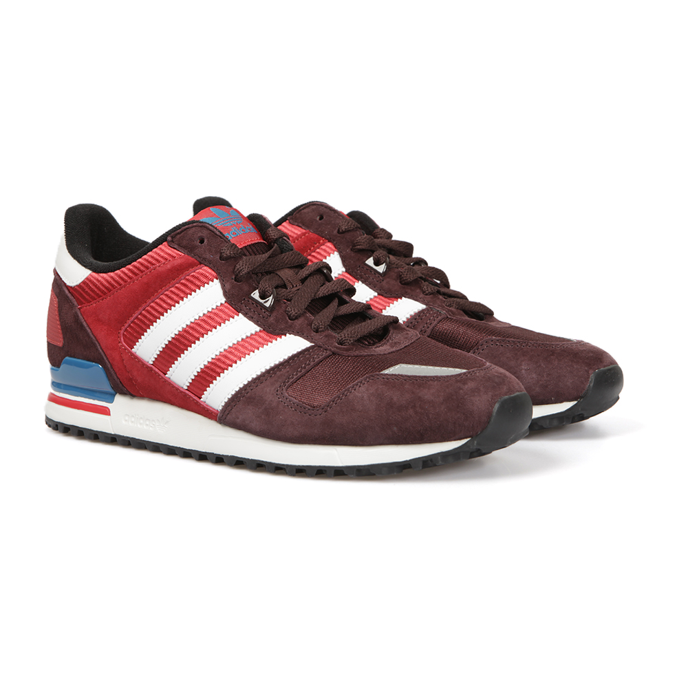 reputable site 7721c 50100 Mens Red ZX 700 Trainers