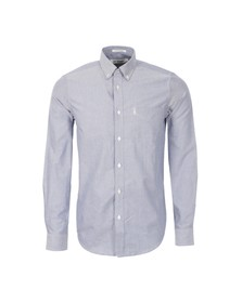 Ben Sherman Mens Blue True Classic Oxford Shirt