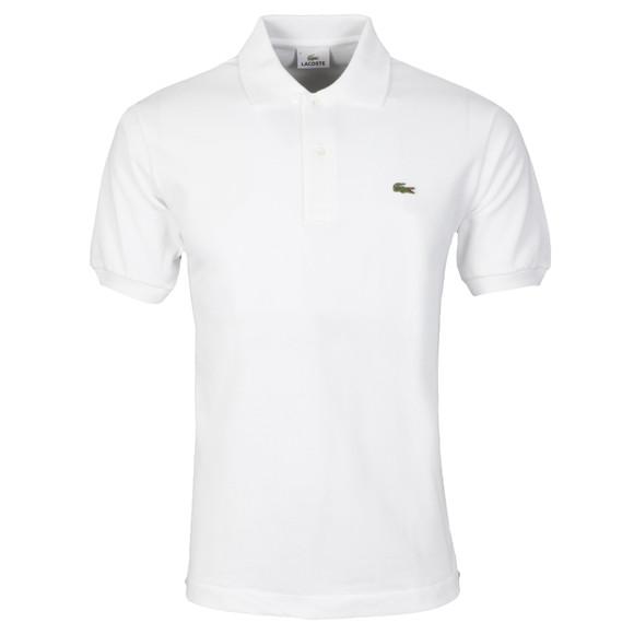 Lacoste L1212 Plain Polo Shirt | Masdings