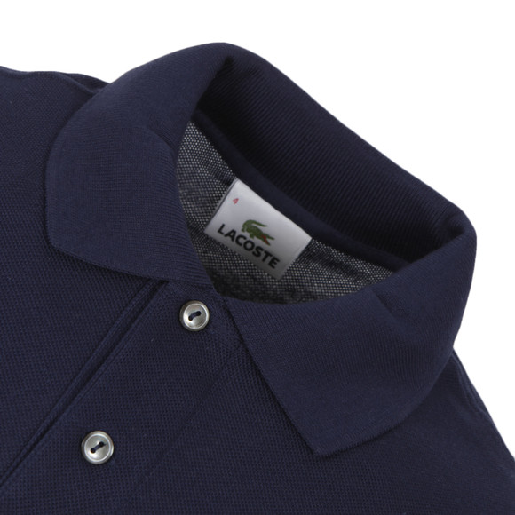 Lacoste Mens Blue L1212 Polo main image