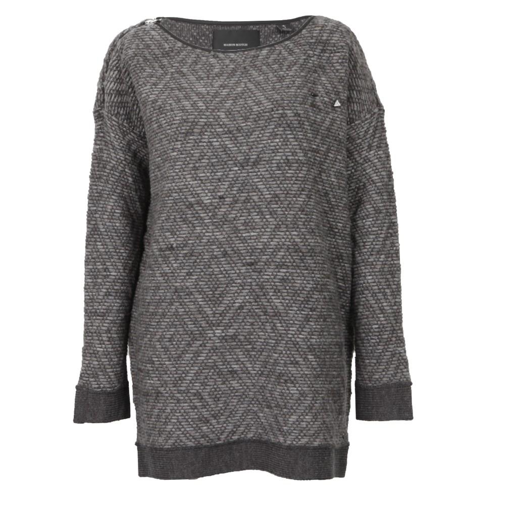 Longer Length Sweater main image