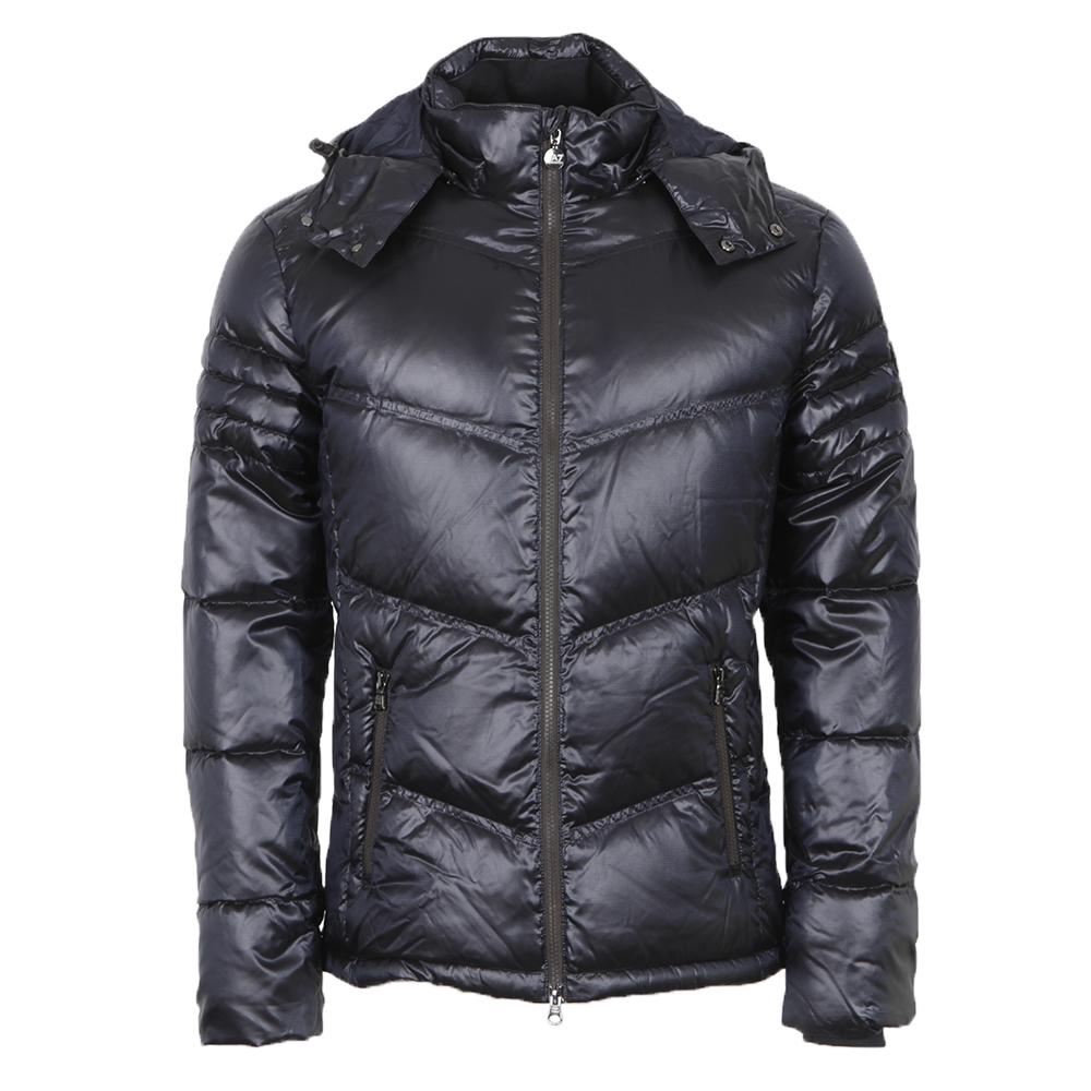 de2418bf84 Mens Blue Mountain Down Puffer Jacket