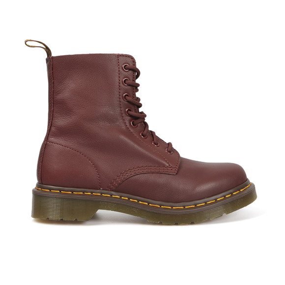 Dr Martens Womens Red Pascal Boot main image