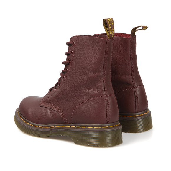 Dr. Martens Womens Red Pascal Boot main image