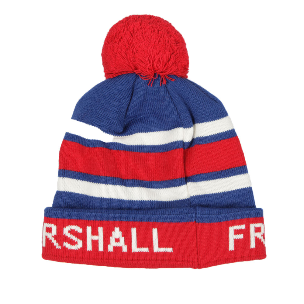 Stripe Bobble Hat main image