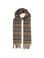 Dress Tartan Lambswool Scarf