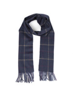 Tattersall Lambswool Scarf