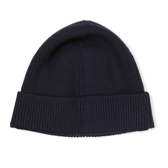 Lacoste Mens Blue RB3502 Beanie main image