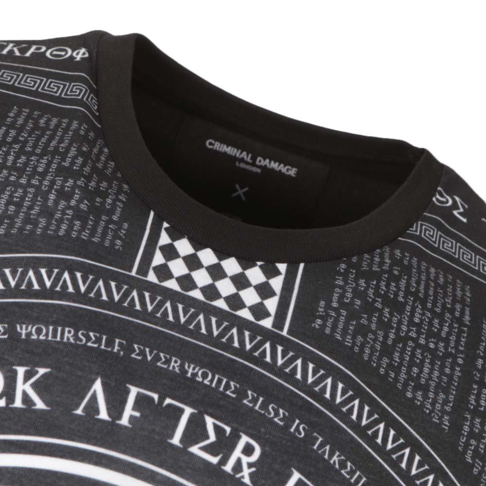 Script 47 Long T-Shirt main image