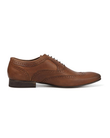 Base London Mens Brown  Nutmeg Shoe
