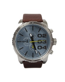 Diesel Mens Brown DZ4330 Franchise 51 Extra Large Chrono Watch