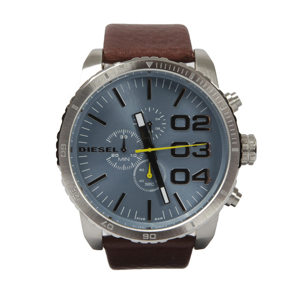 Diesel Mens Brown DZ4330 Franchise 51 Extra Large Chrono Watch main image