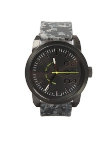 Diesel Mens Green DZ1664 Franchise 46 Round Watch