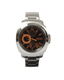 Boss Orange Mens Silver HB-229 Chrono Watch