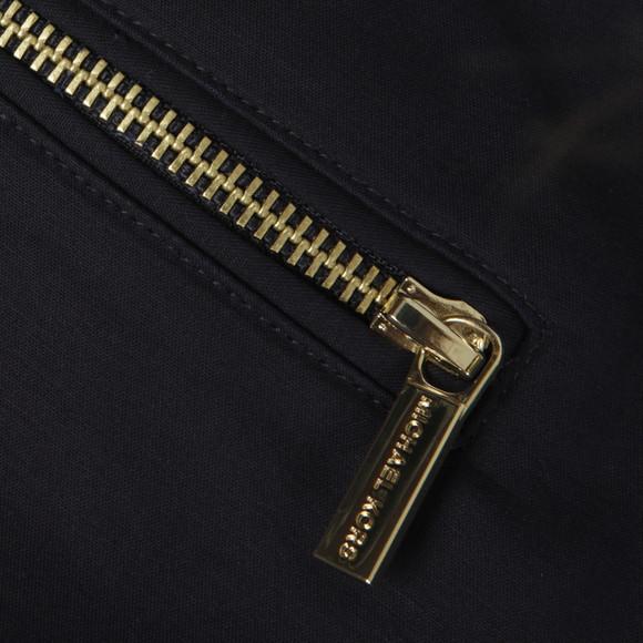 Michael Kors Womens Blue Zipper Pant  main image