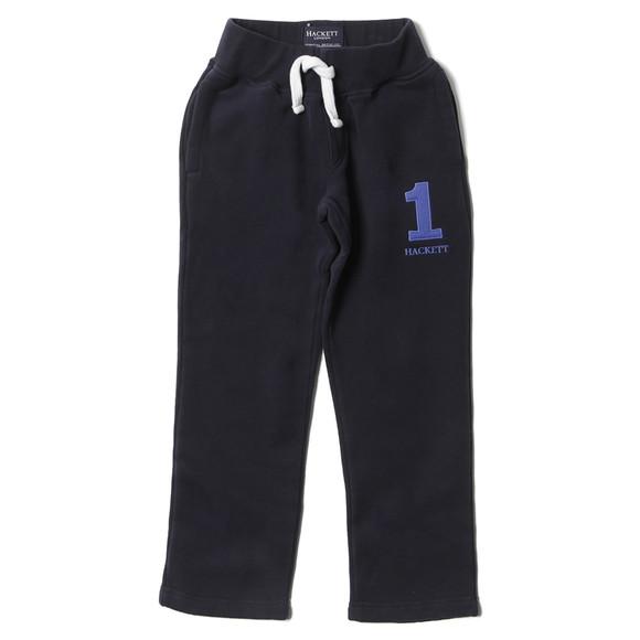 Hackett Boys Blue Number Jog Pants main image