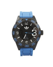 Adidas Originals Mens Black Newburgh 3D Watch