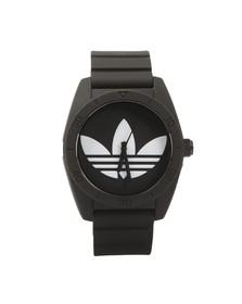 Adidas Originals Mens Black Santiago Watch