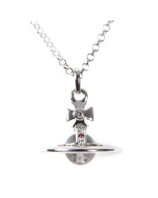 Vivienne Westwood Womens Silver Tiny Orb Pendant