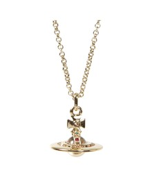 Vivienne Westwood Womens Gold Tiny Orb Pendant