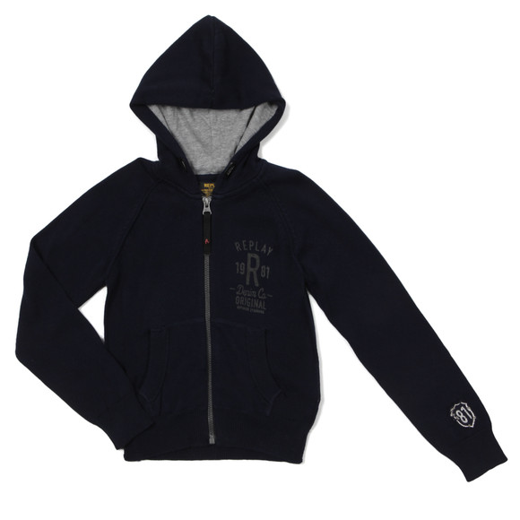 Replay Boys Blue G21400 Hoody main image