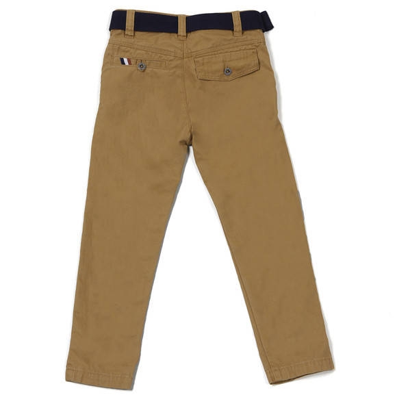 Timberland Boys Blue Chino With Belt main image