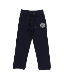 Gant Boys Blue Logo Sweat Pants