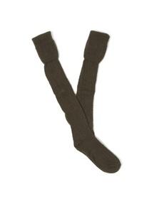 Barbour Lifestyle Mens Brown Tweed Gun Stocking